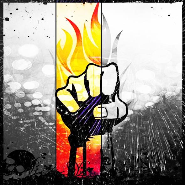 BurningFist Logo