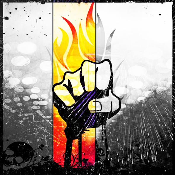BurningFist Logo