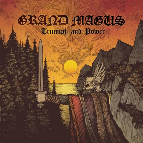 Grand Magus - Triumph & Power