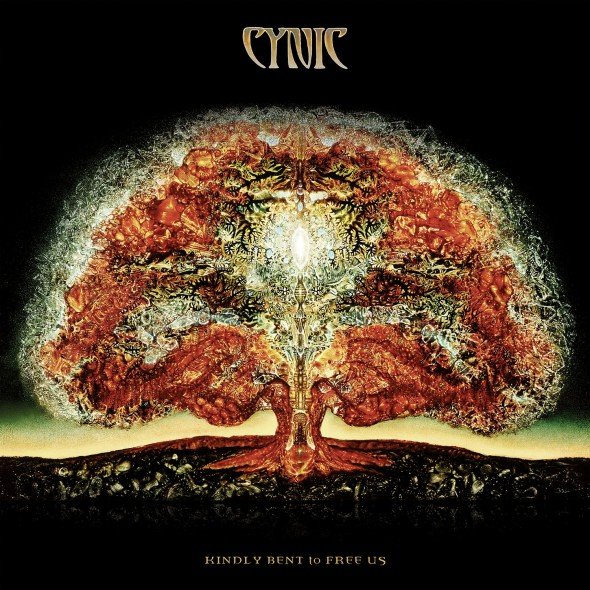 Cynic - Kindly Bent to Free Us - 2014
