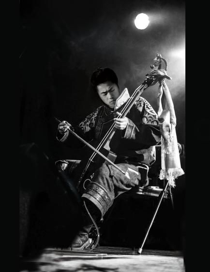 Tengger Cavalry - Xin Wang