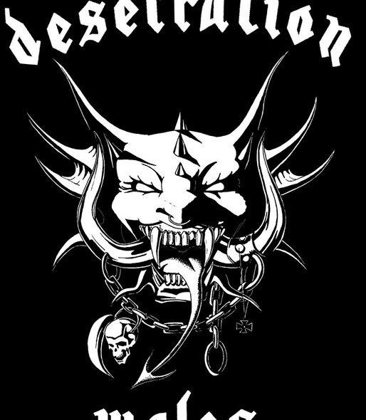 Desecration Logo