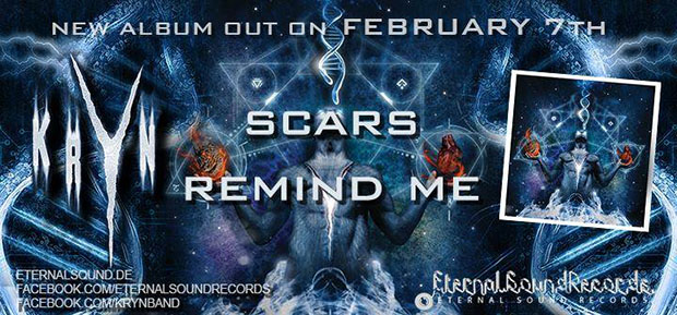 Kryn - Scars Remind Me