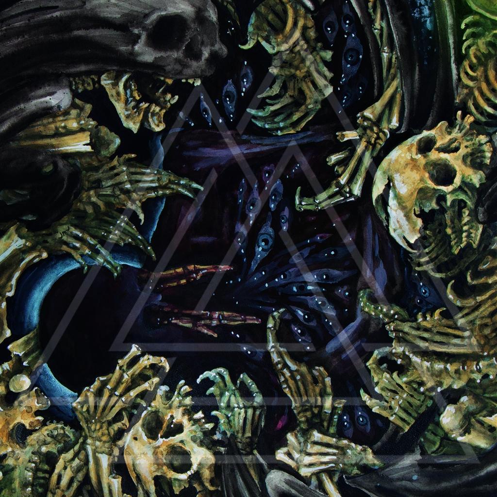 Twilight – III Beneath Tridents Tomb