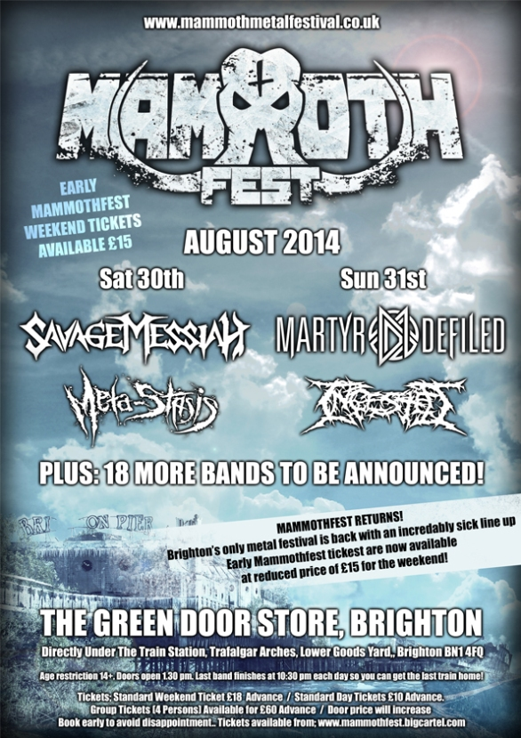 Mammothfest 2014