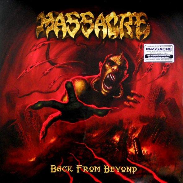 Massacre - Back From Beyond