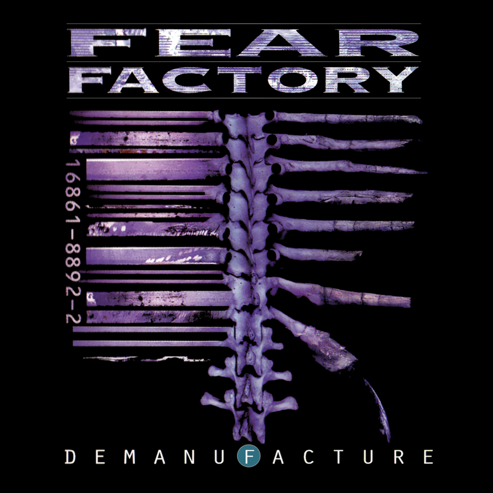 "Classic Album Review: Fear Factory – ""Demanufacture"" | Burning ..."