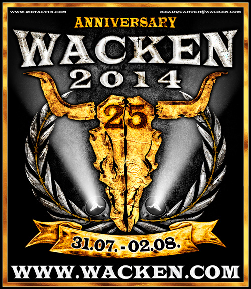 Wacken 2014