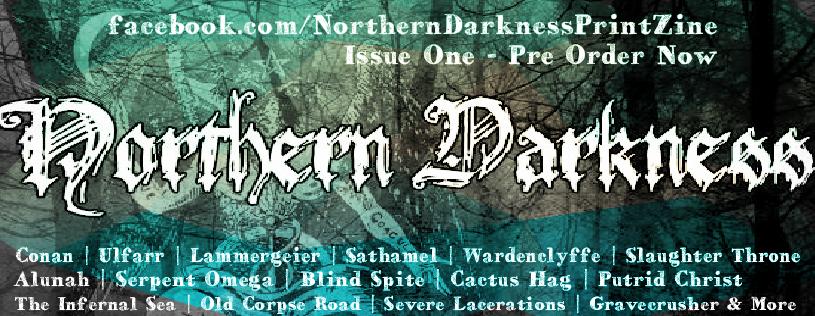 Northern Darkness Print Zine