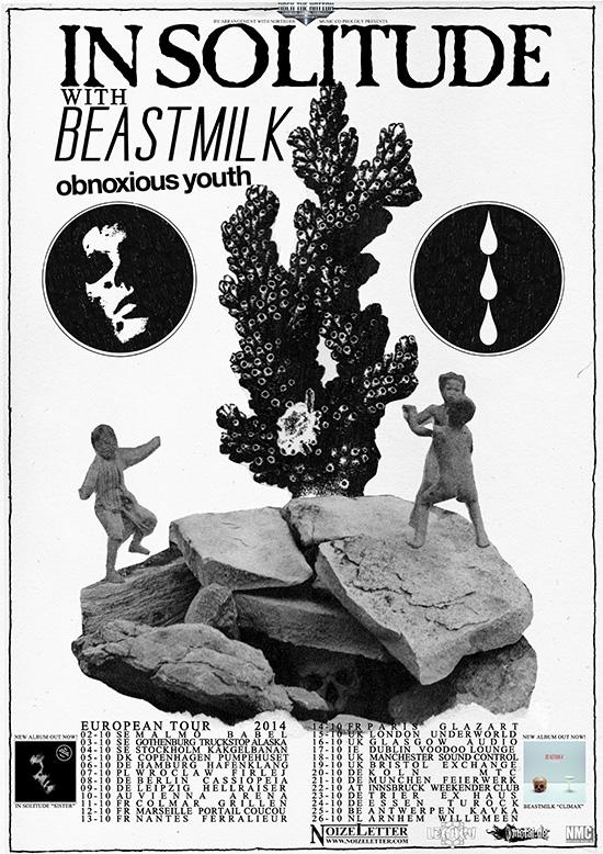 In Solitude Beastmilk Tour 2014
