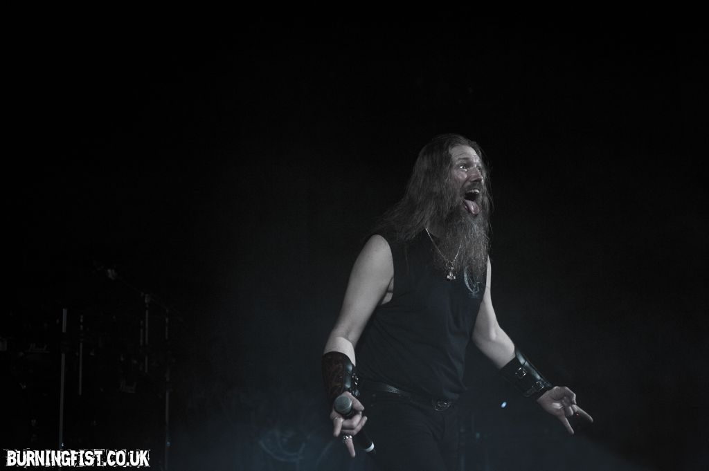 Amon Amarth (Copyright Phil Vidamour Photography 2015)