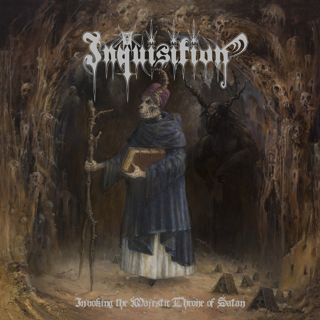 Inquisition - Invoking the Majestic