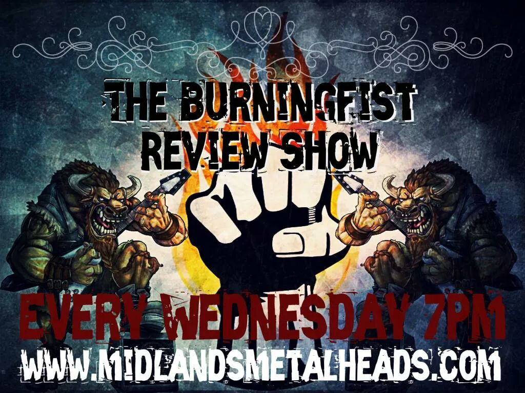BurningFist Radio Show