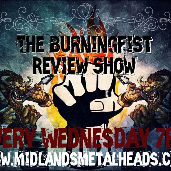 BurningFist Radio Show