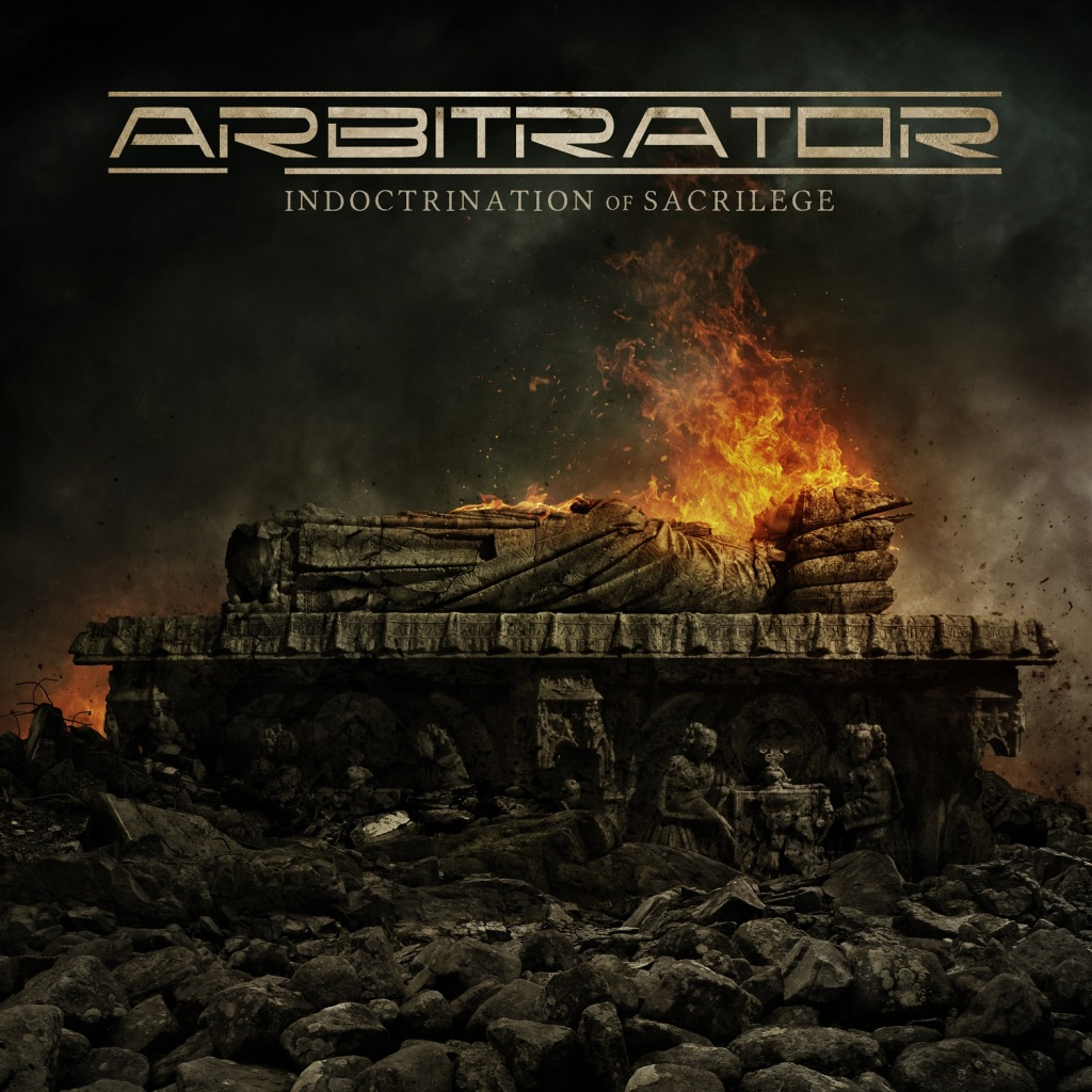 Arbitrator - Indoctrination of Sacrilege