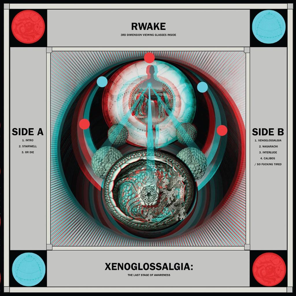 Rwake – Xenoglossalgia The Last Stage of Awareness