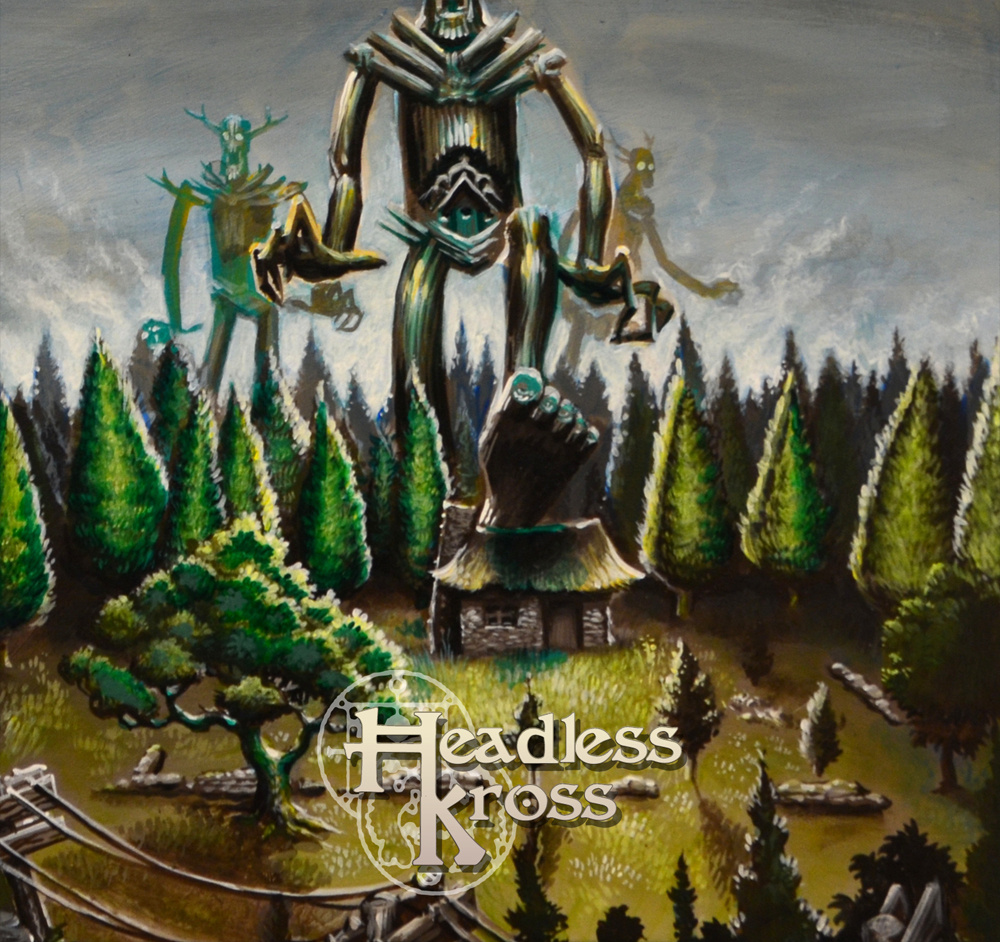 Headless Kross - Volumes