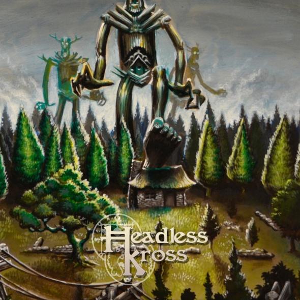 Headless Kross - Volumes