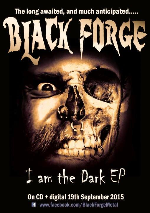 Black Forge - I Am The Dark EP