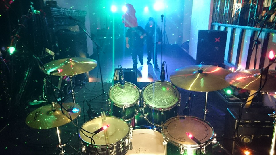 Headbanging Night at Penrhyn Old Hall