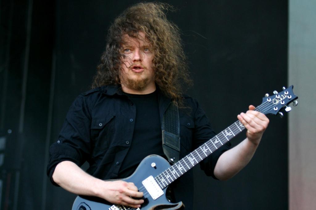 Fredrik Akesson Opeth